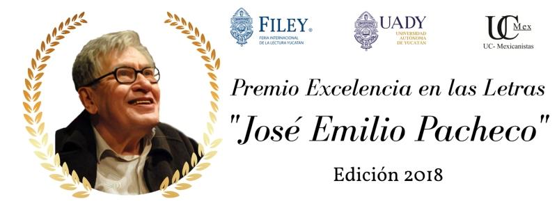 """Cierra la convocatoria Excelencia en las Letras """"José EmilioPacheco"""""""